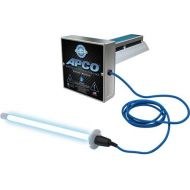 Triatomic - TUV-APCO-DER2 - Two Year Lamp, with 2nd Remote Lamp (18-32 VAC Series) APCO in-Duct Air Purifier
