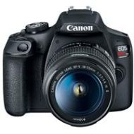 Adorama Canon EOS Rebel T7 24.1MP DSLR Camera with EF-S 18-55mm f/3.5-5.6 IS II Lens 2727C002