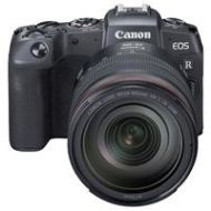 Adorama Canon EOS RP Mirrorless Digital Camera with Canon RF 24-105mm F4 L IS Lens 3380C012