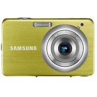 Samsung ST30 10 MP Compact Digital Camera (Yellow) (Certified Refurbished)