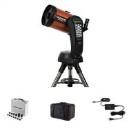 Celestron NexStar 6 SE Telescope w Accessory Kit, Carrying Case, and AC Adapter
