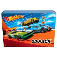 [아마존베스트]Hot Wheels 20 Cars Gift Pack, Styles May Vary