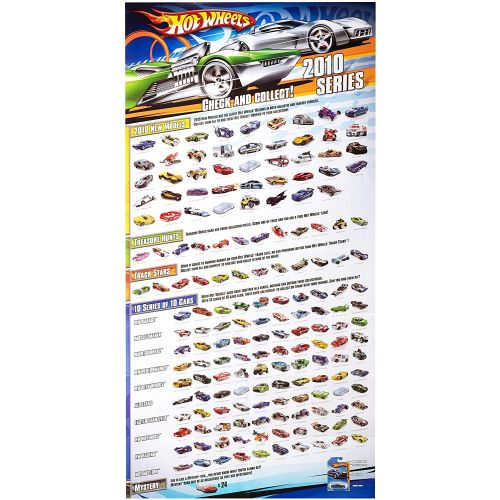 [아마존베스트]Hot Wheels 50 Pack (Styles May Vary)